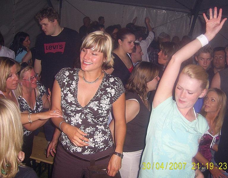 Der EFSC tanzt in den Mai 2007