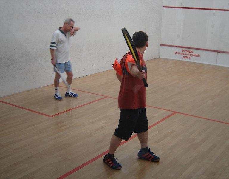 Weihnachts Handicap Turnier 2007